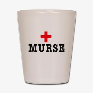 Murse Shot Glass