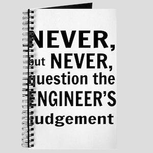 Never but never engineer Journal