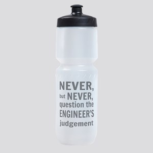Never but never engineer Sports Bottle