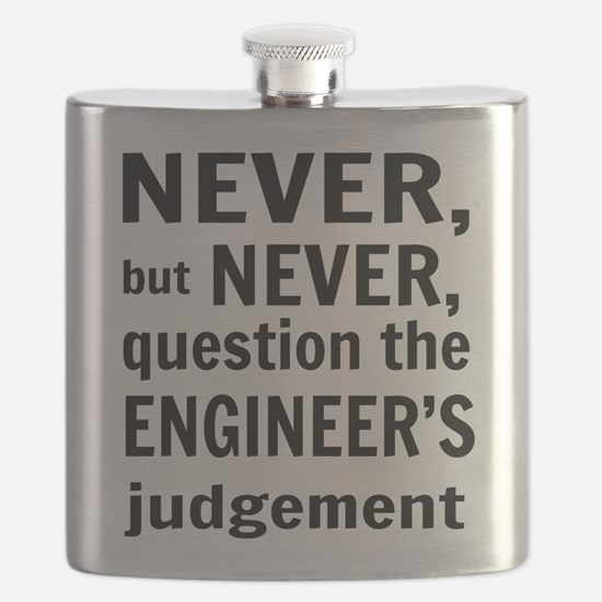 Never but never engineer Flask