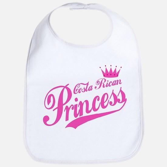 Costa Rican Princess Bib