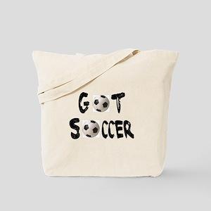 got soccer wba;; Tote Bag