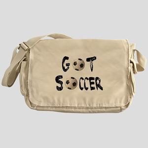 got soccer wba;; Messenger Bag