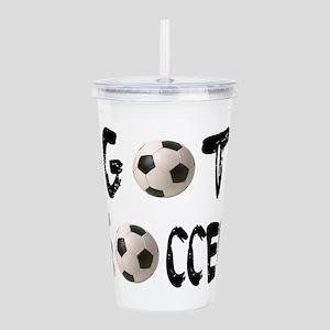 got soccer wba;; Acrylic Double-wall Tumbler