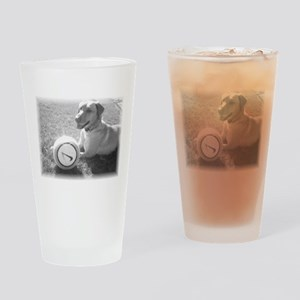 DAISYSOCCERBALL Drinking Glass
