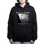 Woman's Damned Women's Hooded Sweatshirt