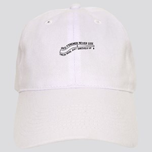 Old firemen never die Baseball Cap