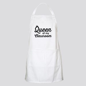 Queen of my classroom Apron