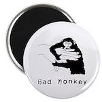 "Bad Monkey 2.25"" Magnet (100 pack)"