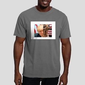 President Trump and WhatsUpGOAT facial closeup T-S