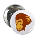 "Monkey Day Revolution 2.25"" Button (100 pack)"