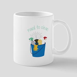 Maid to clean Mugs