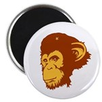 """Monkey Day Revolution 2.25"""" Magnet (10 pack)"""