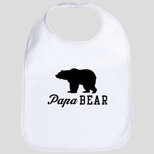 Papa bear Bib