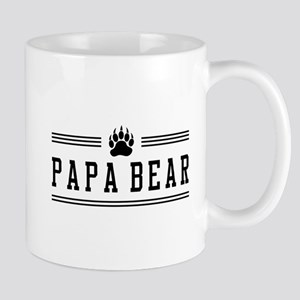 Papa bear Mugs