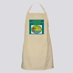 CLEVELAND HUMOR GIFTS AND T-S BBQ Apron