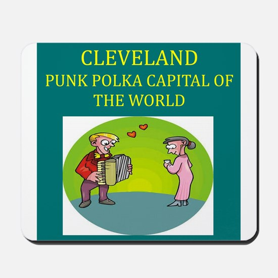 CLEVELAND HUMOR GIFTS AND T-S Mousepad