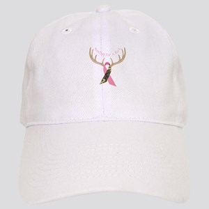 Hunting For A Cure Baseball Cap