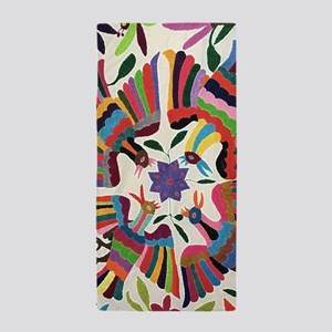 Otomi Birds Beach Towel
