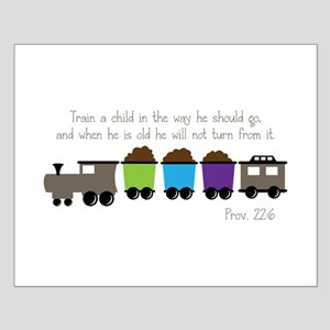 Train A Child Posters