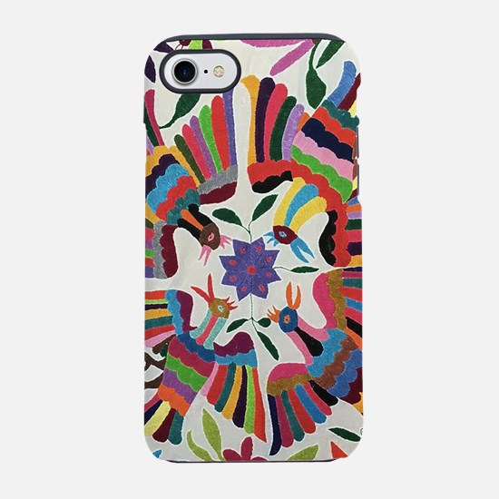 Otomi Birds iPhone 7 Tough Case