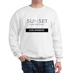 Sunset Film Festival Los Angeles Sweatshirt