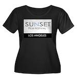 Sunset Film Festival Los Angeles Plus Size T-Shirt