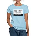 Sunset Film Festival Los Angeles T-Shirt