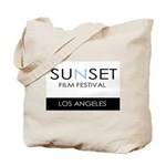 Sunset Film Festival Los Angeles Tote Bag