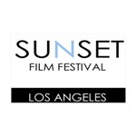 Sunset Film Festival Los Angeles Wall Decal