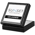 Sunset Film Festival Los Angeles Keepsake Box