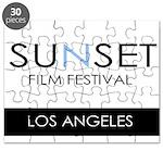 Sunset Film Festival Los Angeles Puzzle