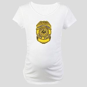 Pennsylvania State Police Maternity T-Shirt