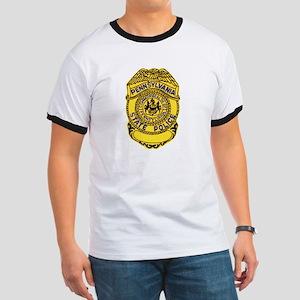 Pennsylvania State Police Ringer T
