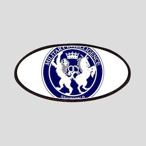 MI6 Logo Button Patch