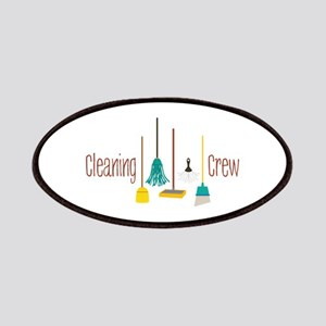 Cleaning Crew Patches