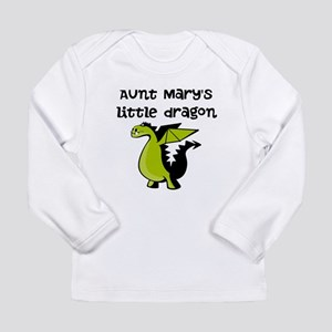 Aunts Little Dragon (Custom) Long Sleeve T-Shirt