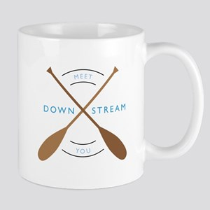 Meet you down stream Mugs