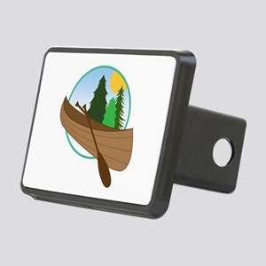 Canoe Logo Hitch Cover