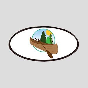 Canoe Logo Patches
