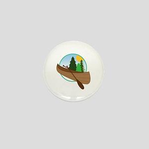Canoe Logo Mini Button