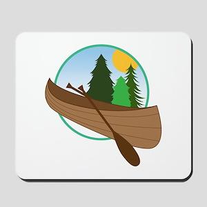 Canoe Logo Mousepad