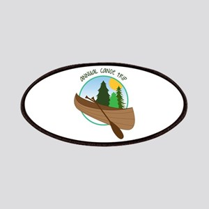 Annual Canoe Trip Patches