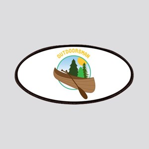Outdoorsman Patches