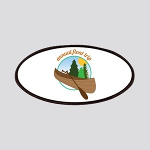 Annual Float Trip Patches