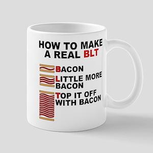 Bacon BLT Mugs