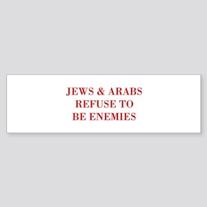 Jews and Arabs refuse to be enemies, Palestine, Is