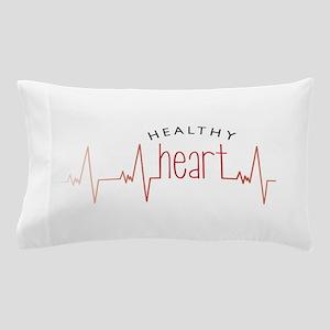 Healthy Heart Pillow Case