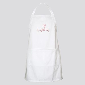 Save a Heart Apron