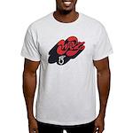 WAVZ New Haven '73 - Light T-Shirt